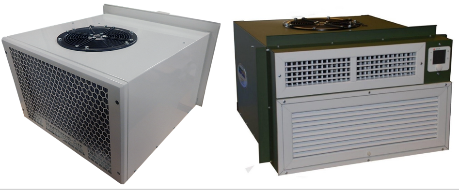 Northern Air Systems Ruggedized Window Units