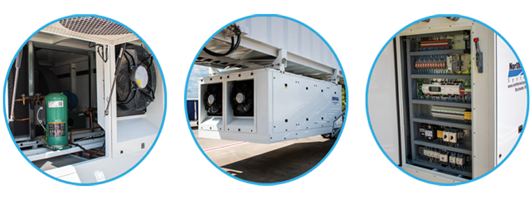 Custom PCA Aviation HVAC Units